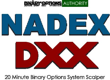 NADEX DXX System Logo