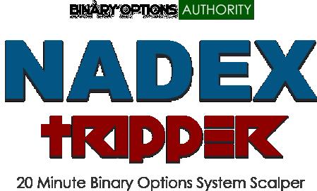 NADEX Tripper System Logo
