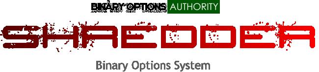 SHREDDER-binary-options-system
