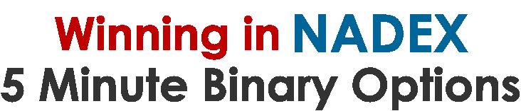 winning-ni-nadex-5-minute-binary-options-logo
