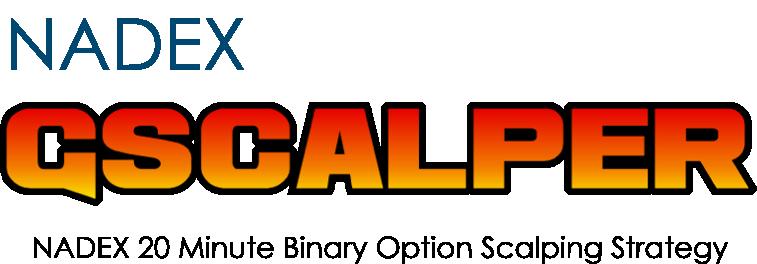 GSCALPER NADEX 20 Minute Binary Option Scalping Strategy