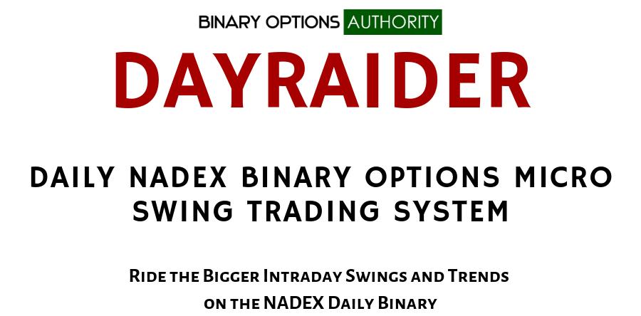 NADEX DAYRAIDER