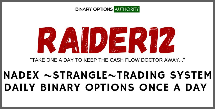 RAIDER12 BOA Strangle System