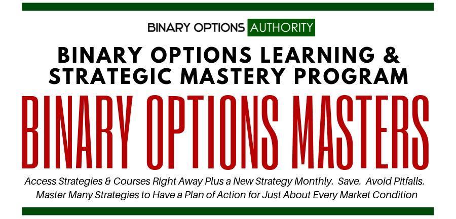 binary options masters